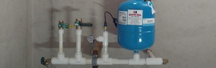 constant water pressure pump